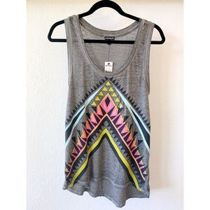 Express Muscle Tee NWT